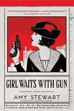 Girl Waits with Gun by Amy Stewart (2015, Unabridged) 9 CDs
