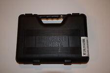SPRINGFIELD ARMORY XD 45 COMPACT PISTOL HARD CASE/ STORAGE BOX XD 45 .45 XD 9MMC