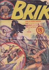 C1 BRIK  # 9 1949 Mon Journal DIAVOLO Kor CEZARD Besseyrias