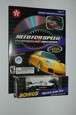 Need For Speed Porsche Unleashed  #6 Texaco Havoline Race Car Mario's Last Car