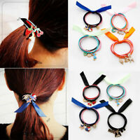 Hot Women Girls Hair Band Ties Elastic Rope Ring Hairband Ponytail Holder