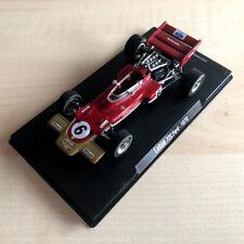 RBA Gold Leaf Lotus 72C Ford #6 Jochen Rindt Formel 1 Weltmeister 1970