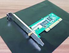 Hama WLAN Wifi PCI Carte 00062788 1244-00000453-02z 802.11 g/b (54 Mbps/11 Mbps)