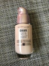 Maybelline Dream Liquid Mousse Airbrush Finish Foundation 10 Porcelain Ivory 30m