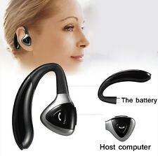 Bluetooth Wireless Headset Handsfree Stereo Earphone For iPhone Samsung LG HTC
