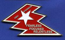DoD NATO ISAF USFOR-A Afghan OEF STRATCOM Challenge Coin - USA USAF USN USMC