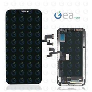 DISPLAY LCD Per Apple iPhone X Schermo TFT Touch Screen Sensibile + Frame NERO