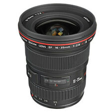 Canon EF 16-35mm F/2.8 L II USM Wide Angle Zoom Lens Fedex Free to USA