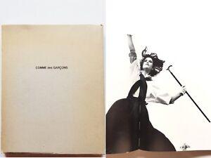 Comme des garcons Chikuma Shobo 1986 raro da collezione fotografia moda Meisel