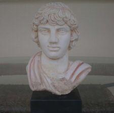 Antinous Bust - Antinoos - Ancient Rome-Greece - Emperor Hadrian