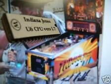 Update Pinball Mise à Jour Flipper INDIANA JONES ***