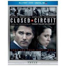 Closed Circuit [Blu-ray] Eric Bana, Rebecca Hall, Ciaran Hinds, Riz Ahmed, Anne