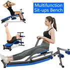 Rowing Machine Body Tonner Home Rower Fitness Cardio Workout Weight Loss - UK