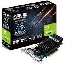 ASUS Grafik- & Videokarten mit 2GB Speichergröße Speicherart DDR3