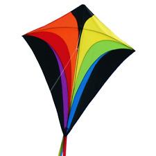 CIM Kinder-Drachen Eddy XL Rainbow MUSTHAVE drachenfliegen Schnur Flugdrachen
