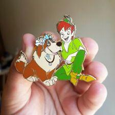 Peter Pan & Nana Fantasy Pin LE70
