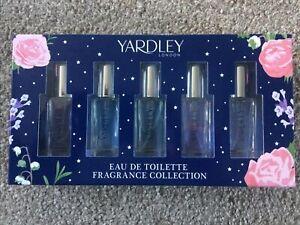Yardley Of London Eau De Toilette Classic Miniature Fragrance Collection EDT