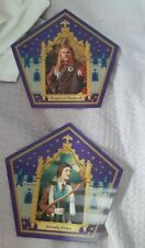 Harry Potter Witches And Wizards Cards X2