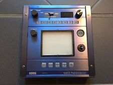 Korg Kaoss Pad Entrancer kpe1 VJ Video Mixeur Vidéo modulizer super rare