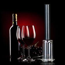 Stainless Steel Corkscrew Air Pump Bottle Opener Wine