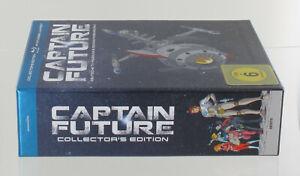 Captain Future Collector's Edition Blu-Ray Uncut 40 & 52 Episoden