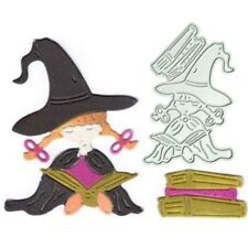 Halloween Cutting Dies Scrapbook Craft Die Cut Embossing Paper Card Stencil