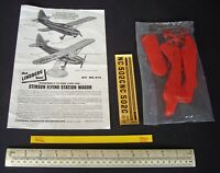1950s Vintage Lindberg (ex O-Lin) Stinson Flying Station Wagon 1/48 Scale (780)