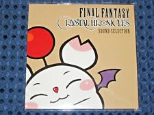 Final Fantasy Crystal Chronicles Sound Selection CD Bonus Not-for-Sale JAPAN F/S