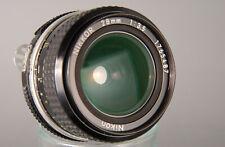 # NIKKOR 28 f/ 3,5 AI Weitwinkelobjektiv Nikon Top !!! #