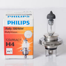 Philips H4 P43t-38 Rally 12V 100/90W Halogen Head Light Car Pickup Bulb