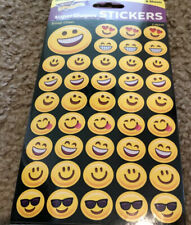 Trend Enterprises Inc Emoji Cheer Supershape Stickers Lg 6340
