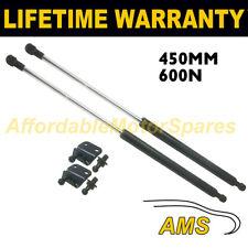 2x Universal Amortiguadores de Gas Springs Kit Coche o Conversión 450MM 45CM