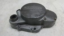 1972 Suzuki TS125 TS 125 SM299B. Engine crankcase side clutch cover
