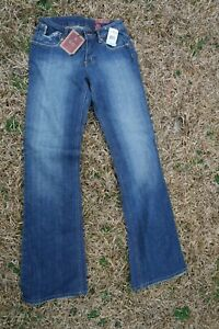 GIRLS JUNIOR JEANS, SIZE 1, BY BONGO,  NEW WITH TAGS