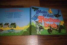 J. Pavlin -- MEIN ERSTES RECHENBUCH // Pop-up Bilderbuch Sonderausgabe 1989