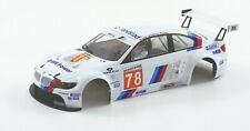 "Scaleauto - BMW M3 GTR - Lackierte Karosserie  ""LeMans 2010""  No.78  SC7015B"