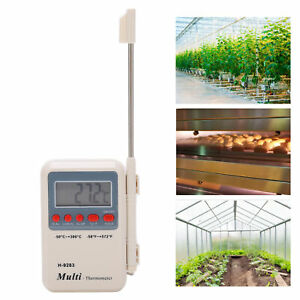 Food Thermometer Probe Electronic Temperature Meter Tester Tool for Home Kitchen