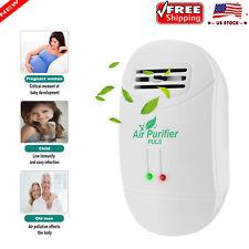 Air Purifier Ionizer Filter Allergies Smoke Odor Dust Eliminator Cleaner Room US