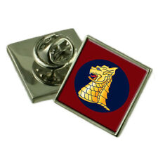 Army 77 Brigade Silver 925 Badge