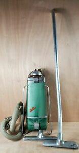 Vintage Air Way Sanitizor 77 Canister Vacuum Attachments Works