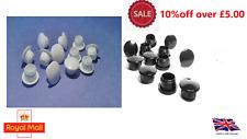 Hole Plugs Plastic Blanking Inserts Masking Finishing / Black