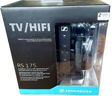 Authentic Sennheiser RS175 Digital Audio Surround Cuffie Wireless-GARANZIA