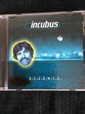 INCUBUS S.C.I.E.N.C.E. - CD, 1997 - EPIC/SONY