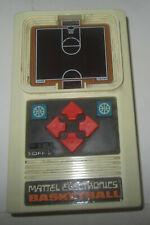Mattel Electronics Basketball 1978 handheld game Videogioco Videogame FUNZIONANT
