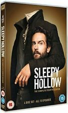 Sleepy Hollow: The Complete Fourth Season (DVD)