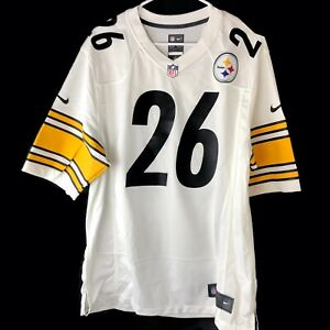 Nike Pittsburgh Steelers Game Jersey 477318 119 Mens Size Small White
