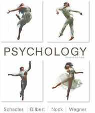 Psychology by Schacter 4th Edition