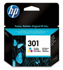HP 301 COLOR CARTUCHO DE TINTA ORIGINAL HP 1510 1512 2050 2540 3050 3055 4500