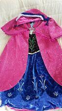 Disney Frozen Limited Edition Anna Costume Dress Rare 1 of 1500