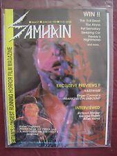 Samhain # 21 (Uk) Evil Dead & Freddy's Nightmares